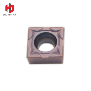 SCMT120404-TF High Hardness Carbide Cutting Insert for Tool Steel