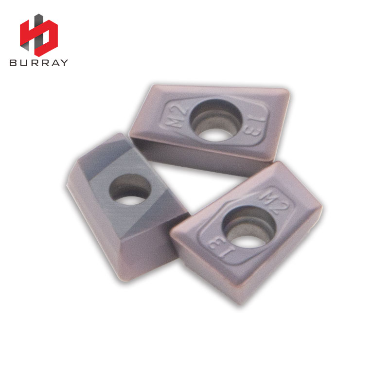 QOMT Carbide Safety Indexable Face Milling Insert