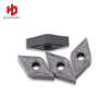 DNMG150604 Carbide CNC Black Diamond Coating Inserts for Machine Tools